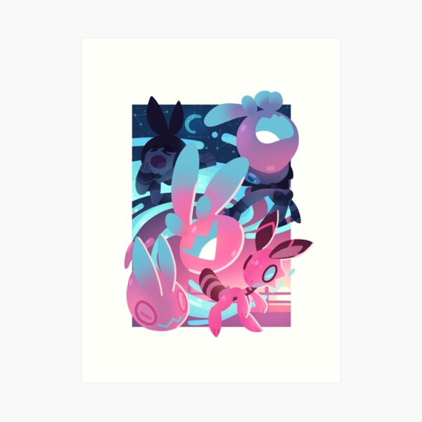MS2: Mimic Slimes Art Print