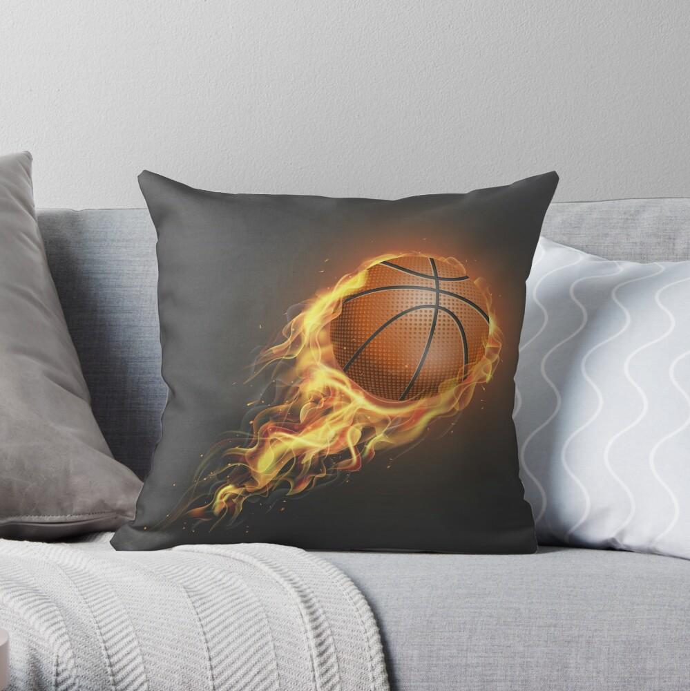 Basketball Dekokissen