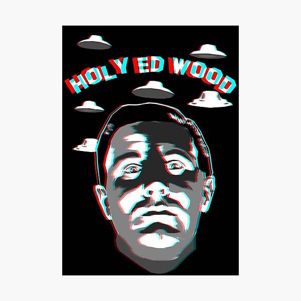 Holy Ed Wood Impression photo
