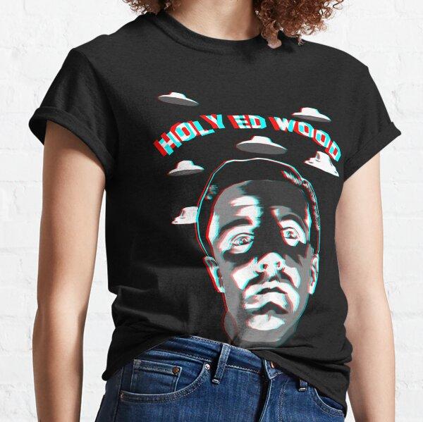 Holy Ed Wood T-shirt classique