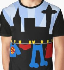 Super Laundry Graphic T-Shirt