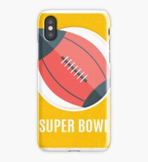 Superbowl iPhone Case/Skin