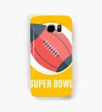 Superbowl Samsung Galaxy Case/Skin