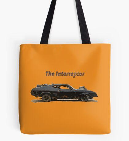 El interceptor Bolsa de tela
