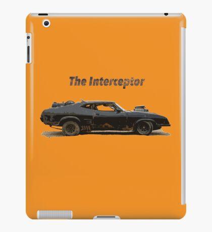 El interceptor Vinilo o funda para iPad