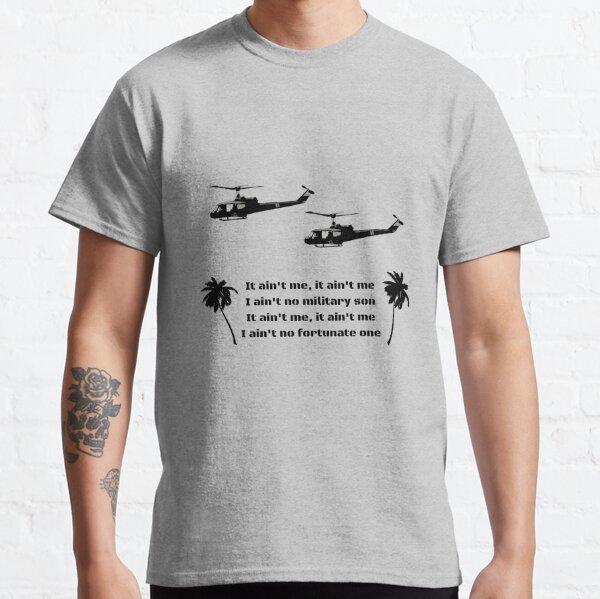 CCR Tribute - Fortunate Son Classic T-Shirt