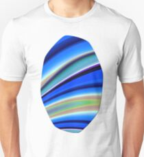 Abstract Fractal Colorways 01BL Unisex T-Shirt