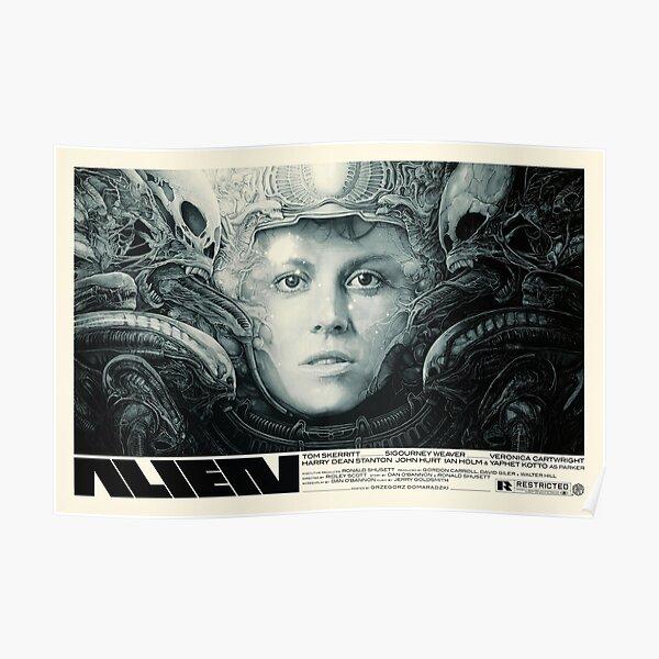 Affiche en édition limitée Alien Poster