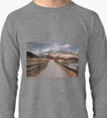 Bavarian Alps Path - 1/4 Lightweight Sweatshirt