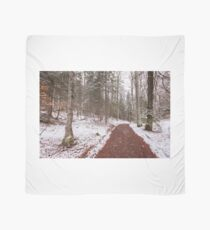 Bavarian Alps Path - 3/4 Scarf