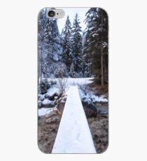Bavarian Alps Path - 4/4 iPhone Case