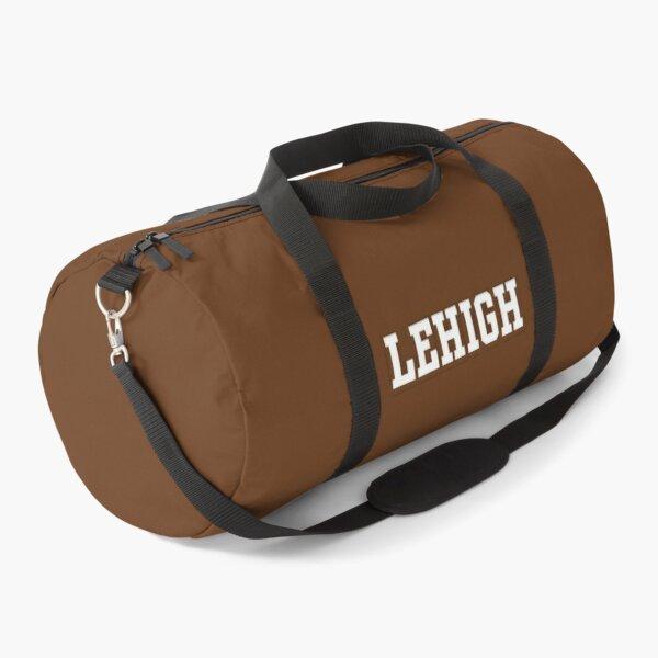 Lehigh Mountain Hawks Wordmark Duffle Bag