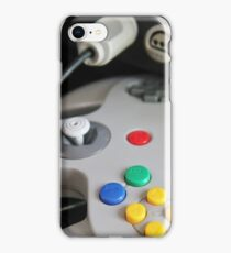 n64 iPhone Case/Skin