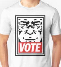 Bernie Obey Shirt - Shepard Fairey Endorses Bernie Sanders T-Shirt