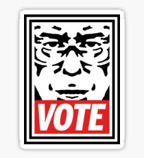Bernie Obey Shirt - Shepard Fairey Endorses Bernie Sanders Sticker