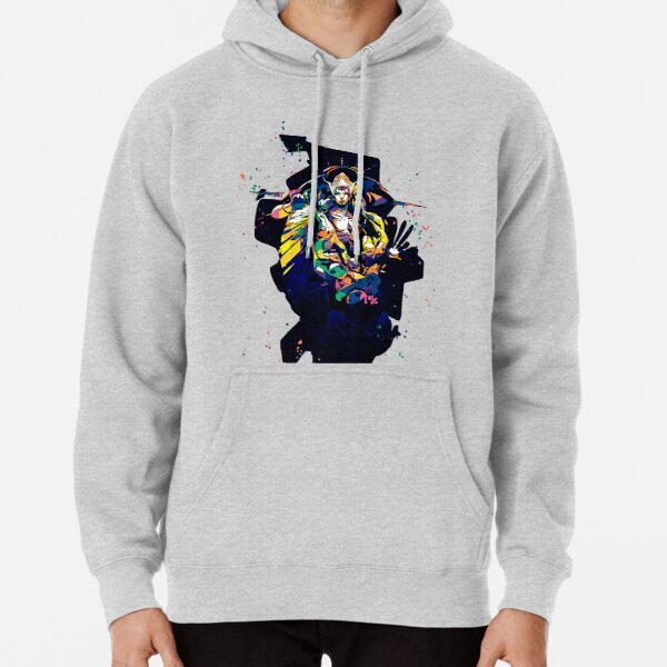 Chaos - Hades game Pop Art Pullover Hoodie