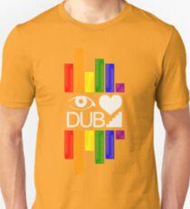 Dubstep Love Unisex T-Shirt