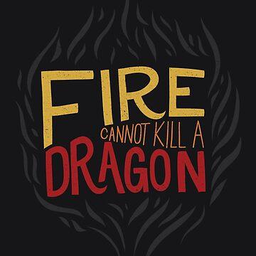 Dragon by dorothytimmer