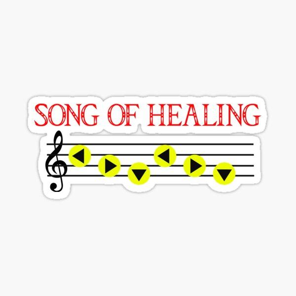 Song of Healing Sticker