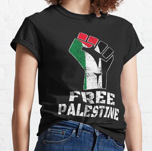 FREE PALESTINE | SUPPORT PALESTINE Classic T-Shirt