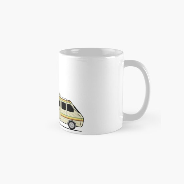 Caravan - Breaking Bad Classic Mug