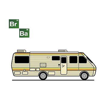 Caravan - Breaking Bad by Cariatydes