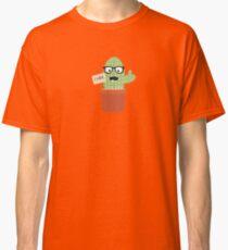 Nerd cactus Classic T-Shirt