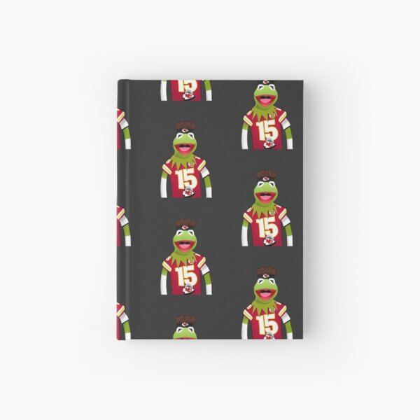 Patrick Mahomes Shirt  Rollin_ With Mahomies Funny T-Shirt Hardcover Journal