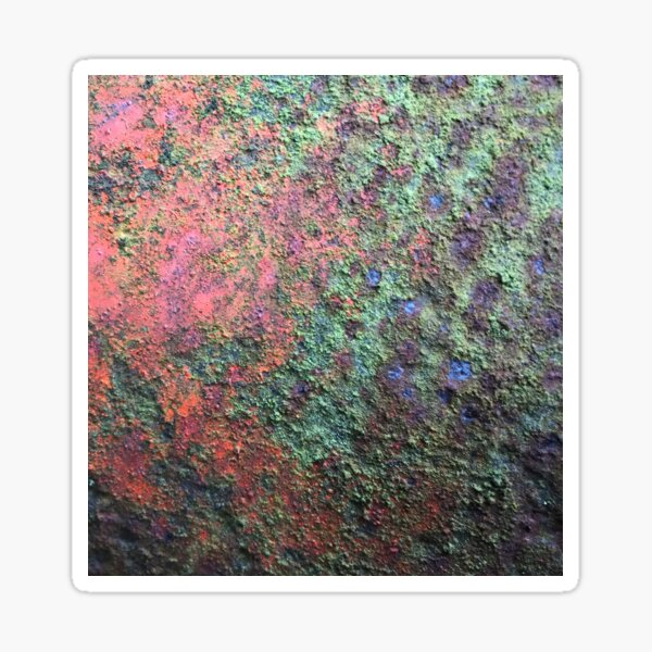 Beautiful Rust 2 Pilbri Sticker
