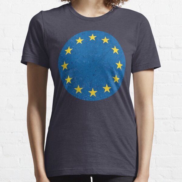 European Union Flag EU Essential T-Shirt