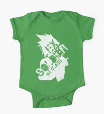 Cloud Strife ex-SOLDIER white One Piece - Short Sleeve