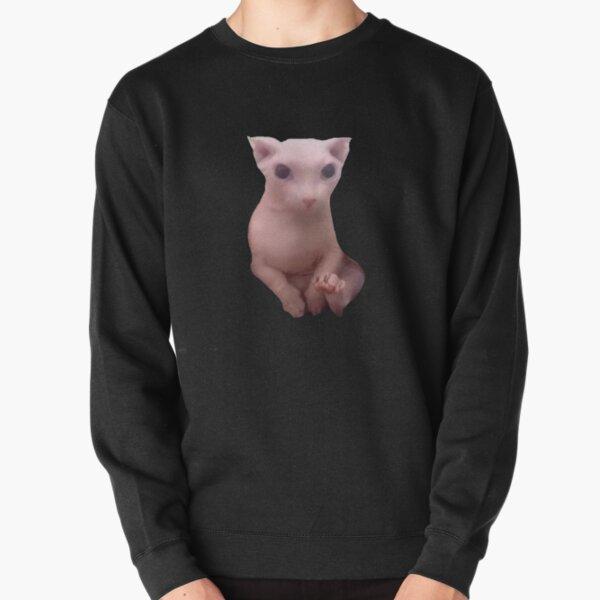 Bingus Cat - High Quality Pullover Sweatshirt