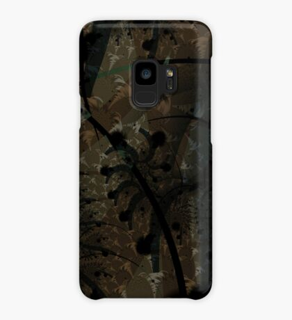 Forest Floor Art Texture Case/Skin for Samsung Galaxy