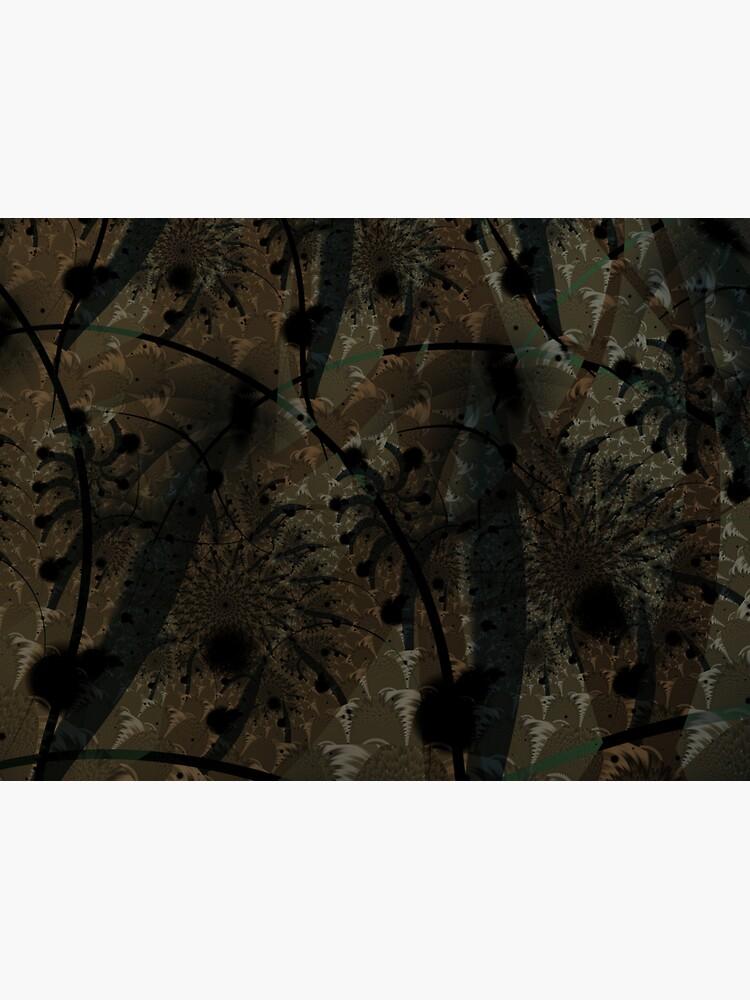 Forest Floor Art Texture by garretbohl