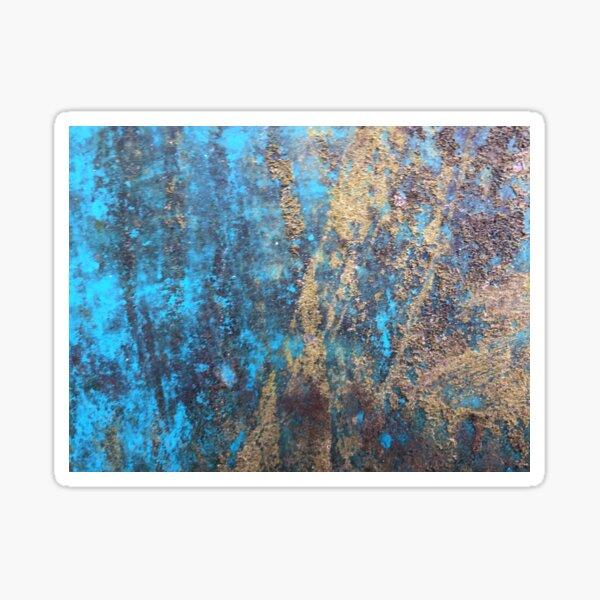 Beautiful Rust 4 Sticker