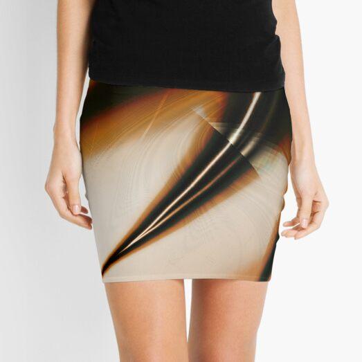 Archaic Claw Minimalist Artwork Mini Skirt
