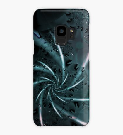 Moon Base - Space Art Case/Skin for Samsung Galaxy