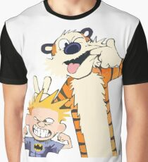 calvin and hobbies Graphic T-Shirt