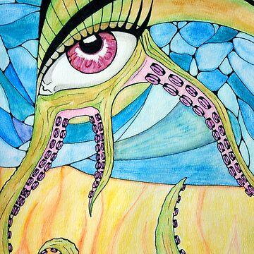 Eye of Cthulhu by Ravasak