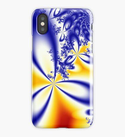 Summer Skies Colorful Artwork iPhone Case