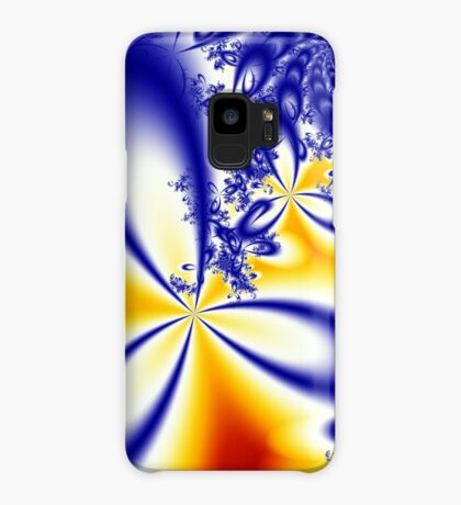 Summer Skies Colorful Artwork Case/Skin for Samsung Galaxy