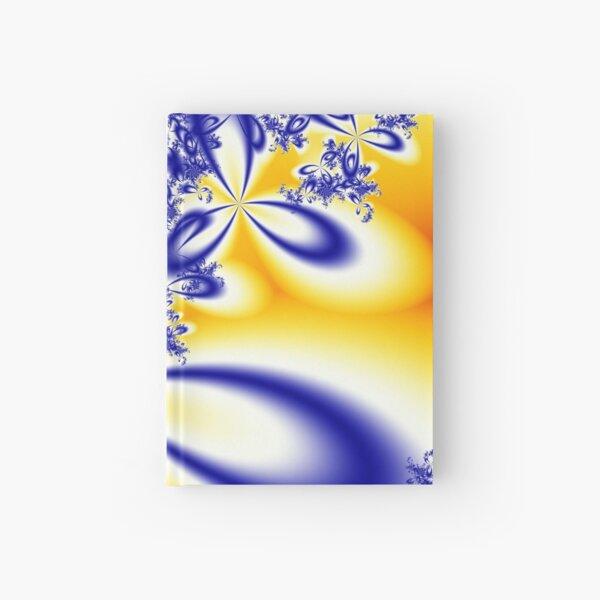 Summer Skies Colorful Artwork Hardcover Journal