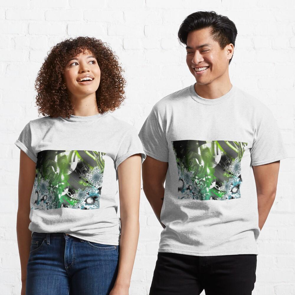 Vector Forest Art Classic T-Shirt