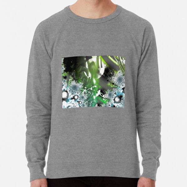 Vector Forest Art Lightweight Sweatshirt