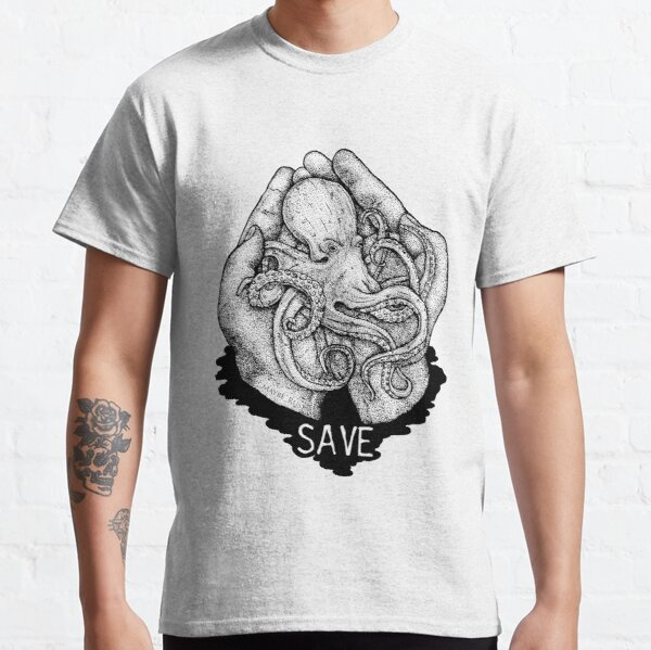 Save the world Classic T-Shirt
