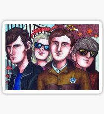Outsiders Sticker