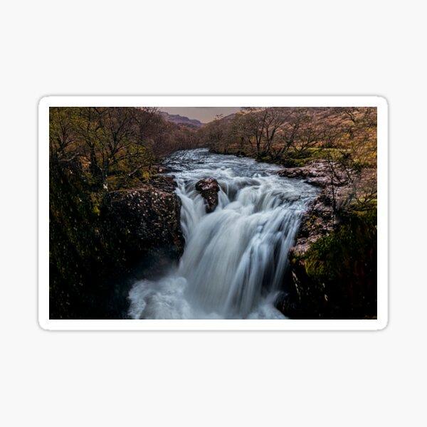 Glen Nevis Lower Fall Sticker