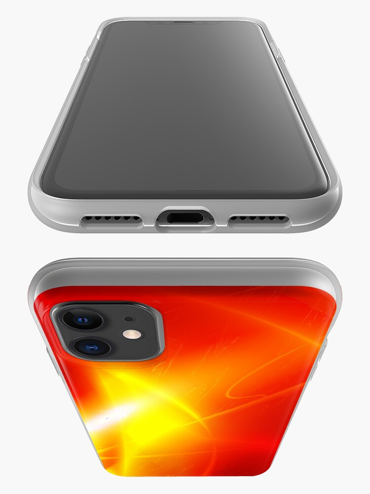 Alternate view of Fire Conceptual Art iPhone Case & Cover