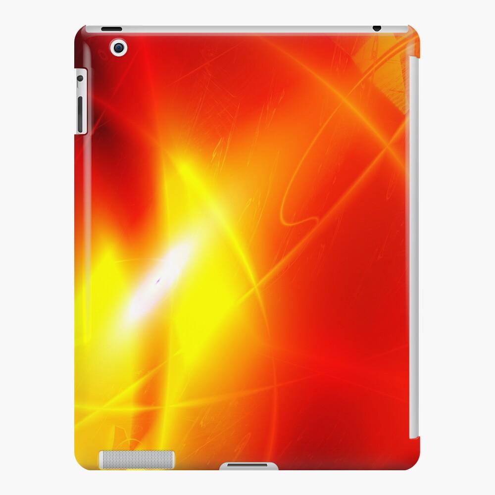 Fire Conceptual Art iPad Case & Skin