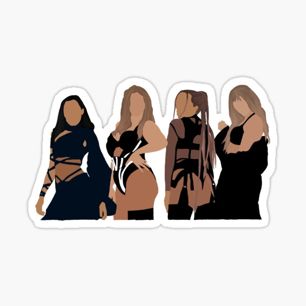 little mix sweet melody Sticker